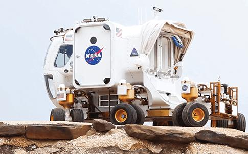 Stratasys F Series_NASA