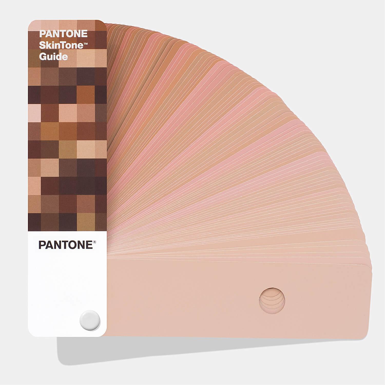 Pantone STG201 Skintone Guide