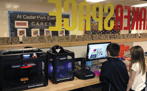 Stratasys Connex 3_Apple Valley High School