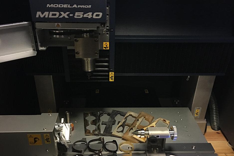 Roland MDX 540_Amir Tayyebi