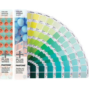 Pantone GP6102N Color Bridge Guide Set Coated & Uncoated