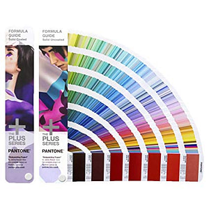 Pantone GP1601N Formula Guide Solid Coated & Uncoated