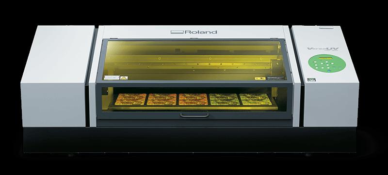Roland VersaUV LEF2-200 Benchtop Flatbed UV Printer