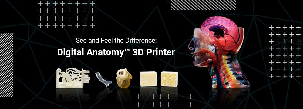 Medical Industry-Specific: Stratasys J750 Digital Anatomy 3D Printer