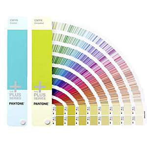 Pantone GP5101 CMYK Guide Set Coated & Uncoated