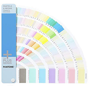 Pantone GG1504 Pastels and Neons Guide Coated & Uncoated