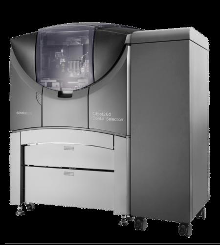 Stratasys Objet260 and Objet500 Dental Selection