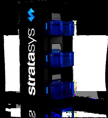 Stratasys Continous Build 3D Printer